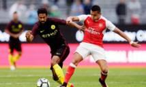 Arsenal đánh bại Man City trong trận đấu rượt đuổi gay cấn