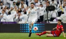 Tung đội hình 2 không Ronaldo, Real Madrid vẫn vào Bán kết Cúp Nhà Vua