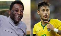Mourinho: 'Neymar chưa đủ tuổi so sánh với Pele'