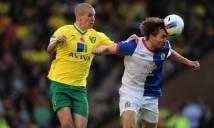 Blackburn vs Norwich, 21h00 ngày 06/08: Khó cho chủ nhà