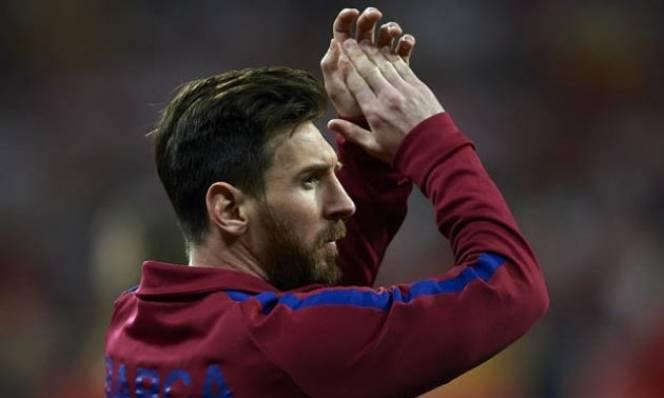 Messi phản ứng thế nào với chiến thắng của Real trước Liverpool?