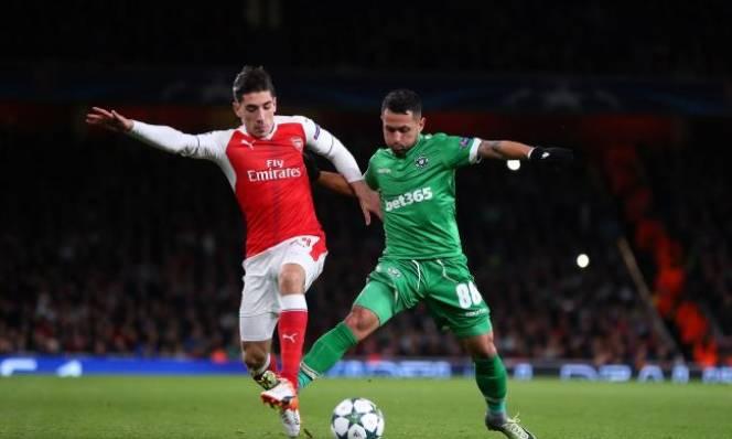 Ludogorets vs Arsenal, 02h45 ngày 02/11: Tiếp tục bay cao