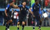 Chung kết World Cup 2018: Croatia 'chấp' Pháp nguyên 1 trận!