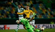 KẾT QUẢ Sporting Lisbon - Atletico Madrid: Cảm hứng từ đêm Olympico, đại gia lép vế