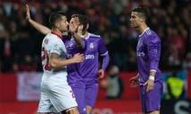 CR7 gây phẫn nộ trong trận đấu với Sevilla đêm qua