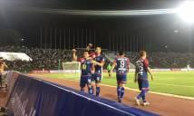 Đánh bại nhà Đương kim Á quân, Lanexang United đoạt vé vào chung kết Toyota Mekong Club Championship 2016