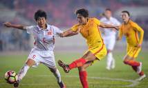 Đá thiếu người, nữ Việt Nam thảm bại trước Trung Quốc ở giải tứ hùng