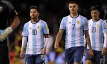 Argentina công bố danh sách sơ bộ dự World Cup