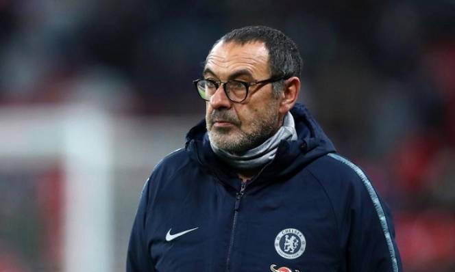 Juventus chưa thể có sự phục vụ của HLV Sarri vì bị Chelsea làm khó