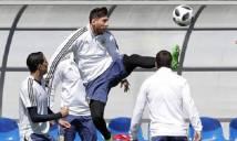 Argentina – Iceland: Bay cao trên 'đôi cánh' Messi?