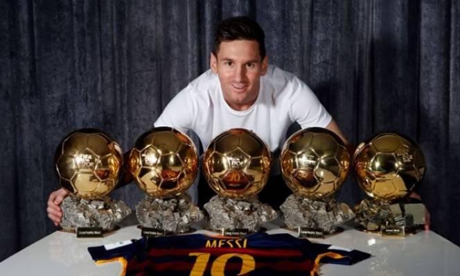 Huyền thoại Brazil: 'Messi xứng đáng giành QBV ngay cả khi không vô địch Champions League'