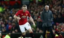 Liên tục bị Mourinho chỉ trích, Shaw quyết định đáp trả đầy đanh thép