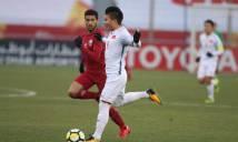 CẬN CẢNH: Bàn thắng của  người hùng Quang Hải khiến U23 Qatar câm lặng