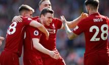 Thi đấu thăng hoa ở mùa giải này, Liverpool sẽ được nhân đôi số tiền tài trợ