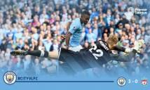 TRỰC TIẾP Man City 5-0 Liverpool: Kết cục không tưởng (kết thúc)