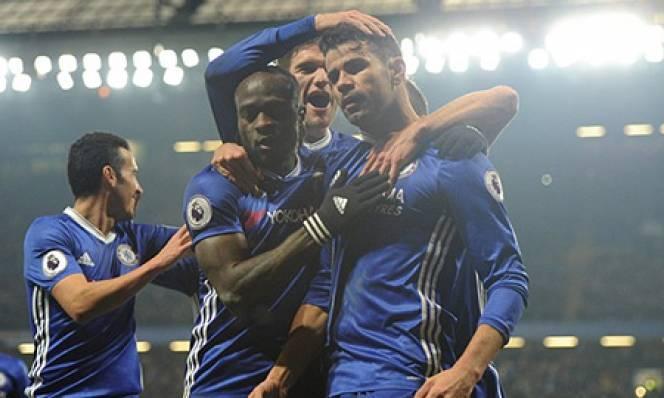 Vòng 22 Premier League: Top 5 vấp ngã, Chelsea đắc lợi