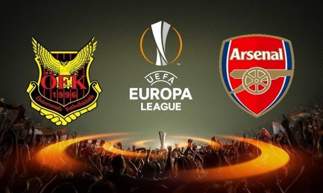Nhận định Ostersunds vs Arsenal 01h00, 16/02 (Lượt đi Vòng 1/16 - Cúp C2 Châu Âu)