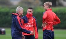 Arsenal làm khách tại White Hart Lane với hàng thủ què quặt