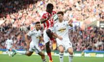 Stoke City vs Swansea City, 03h00 ngày 1/11: Cả 2 cùng khổ