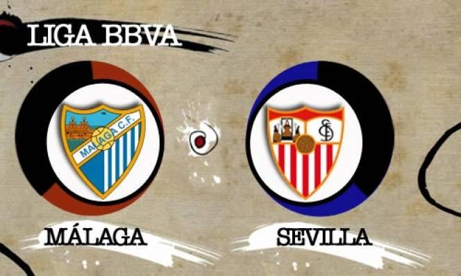 Malaga vs Sevilla, 02h00 ngày 02/05: Thế cục an bài