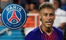 Neymar mua lại tự do với giá 222 triệu euro