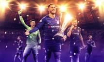Vô địch Europa League, Chelsea lập kỷ lục sánh ngang M.U vs Barcelona