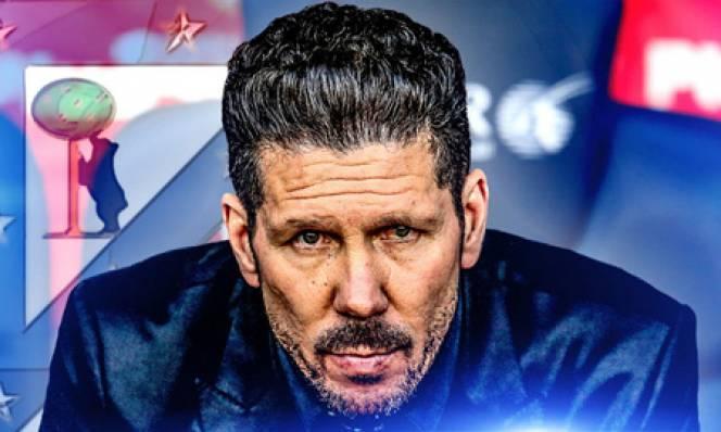 Atletico đang hồi sinh trước những trận đấu lớn