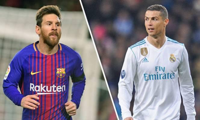 Thêm một lần Messi cho Ronaldo hít khói