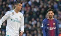 """Điểm tin bóng đá quốc tế tối 24/4: """"Ronaldo hoàn thiện hơn Messi"""