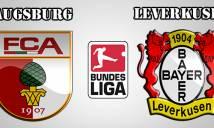 Augsburg vs Leverkusen, 21h30 ngày 05/03: Lấy lại niềm tin