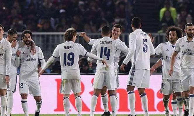 Real tiệm cận 39 trận bất bại của kình địch Barca