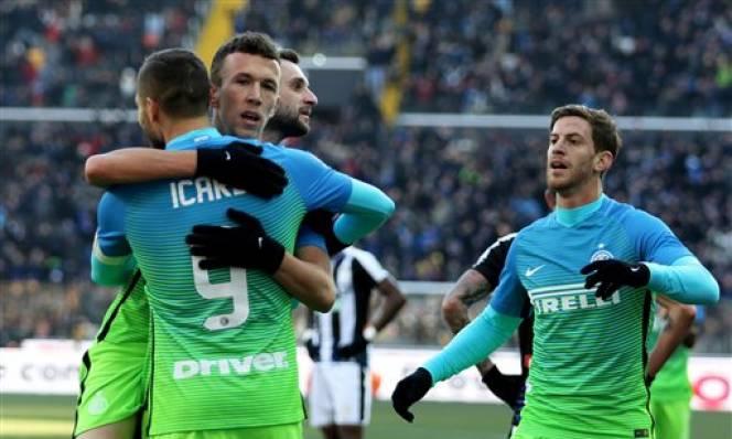Perisic lập cú đúp, Inter khởi động năm 2017 suôn sẻ