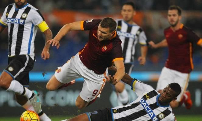 Udinese vs Roma, 21h00 ngày 15/01: Chưa thể phá dớp