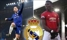 Real có Hazard, được MU đàm phán vụ Pogba: Bom tấn 150 triệu bảng sắp nổ