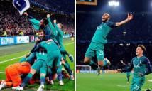 Lập Hattrick 'thần thánh', Lucas Moura đưa Tottenham đi tiếp theo cách khó tin nhất