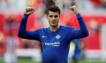 Lập hat-trick, Alvaro Morata khoe luôn 'bàn thắng vàng'