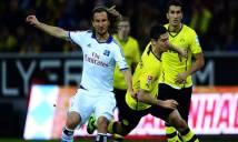 Dortmund vs Hamburger, 20h30 ngày 17/04: Khi giấc mơ đã hết