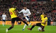 KẾT QUẢ Tottenham - Watford: Song sát tuyển Anh lên tiếng