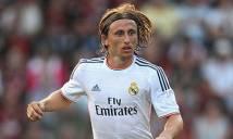 Real giữ chân thành công Modric