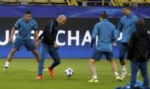 Hé lộ đội hình chắp vá của Real Madrid trận gặp Dortmund