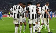 Nhẹ nhàng hạ Empoli, Juve độc chiếm ngôi đầu Serie A