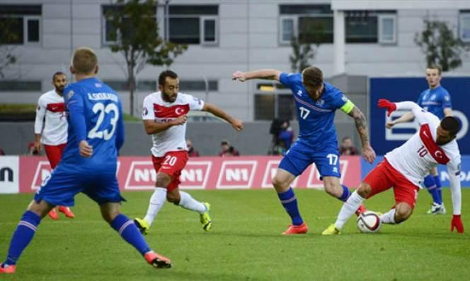 Iceland vs Thổ Nhĩ Kỳ, 01h45 ngày 10/10: Đi lên từ chiến tích