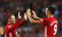 Ibra - Rooney là cặp đôi ăn ý nhất nước Anh