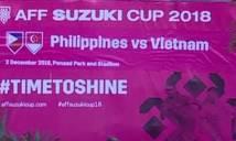 ĐT Việt Nam bị nhầm lẫn tai hại ở bán kết AFF Cup 2018