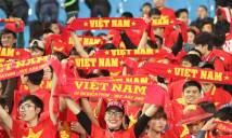 Tuyển Việt Nam: Cần lắm nguồn động viên từ người hâm mộ