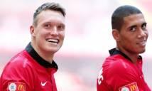 SỐC: West Brom hỏi mua cặp trung vệ của Man United
