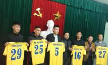 Ra mắt 5 tân binh khủng', FLC Thanh Hóa quyết vô địch V-League 2018