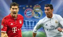 [Infographic] Bayern Munich vs Real Madrid: Siêu kinh điển châu Âu