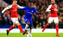 Bản tin TIP, TLCA ngày 11/1: Real, Chelsea ngã ngựa: cửa trên 'sấp mặt'