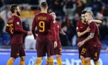 Nainggolan lập cú đúp, Roma vùi dập Sampdoria tại Olimpico